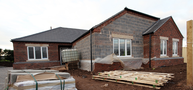 New Build Homes Mansfield
