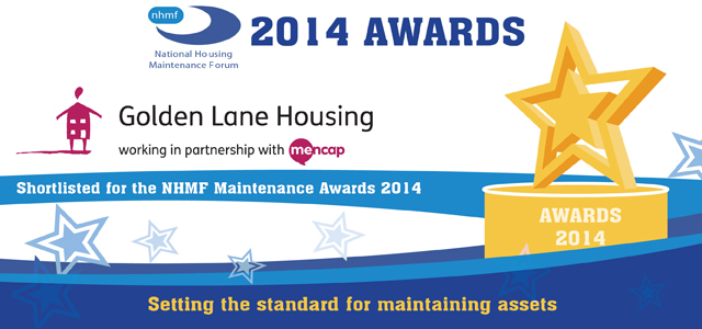 NHMF Awards 2014 - GLH shortlisted
