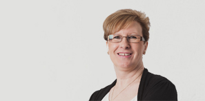 GLH Housing Officer - Angela Kirkup