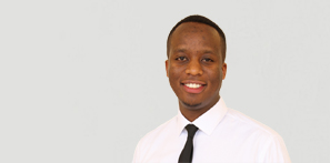 GLH Housing Officer - Thomas Musau